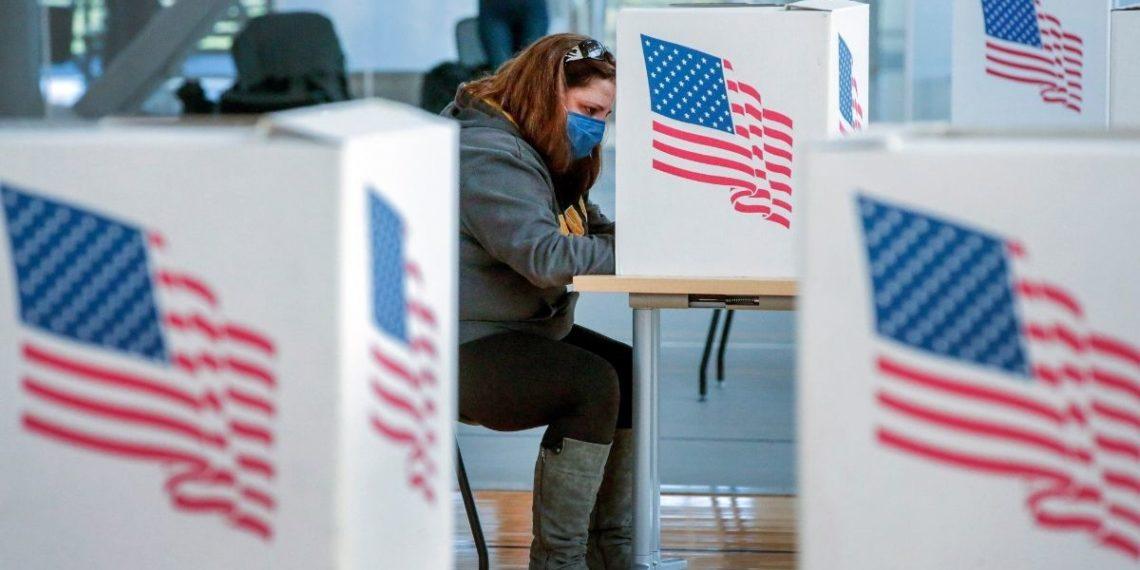 resultados de las elecciones presidenciales en Estados Unidos