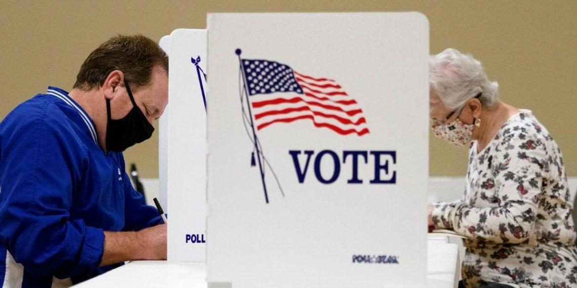 articipación en las elecciones de Estados Unidos