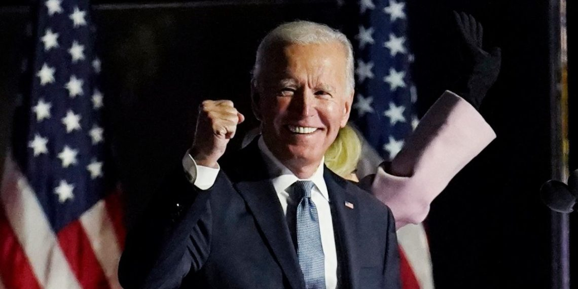 El demócrata Joe Biden busca llegar a la presidencia de Estados Unidos. Foto: AP