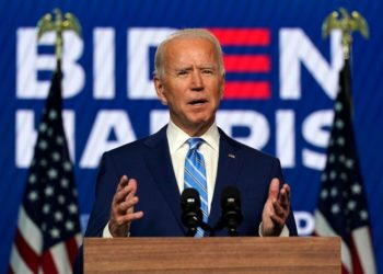 Joe Biden está cerca de llegar a la Casa Blanca