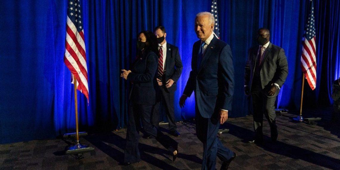 Joe Biden elecciones