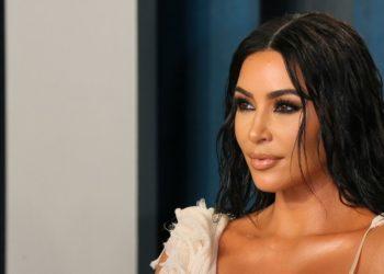 Kim Kardashian no habría votado por su esposo Kanye West