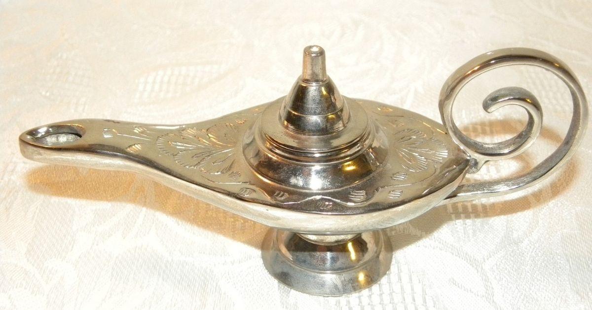 'Lámpara de Aladdín'