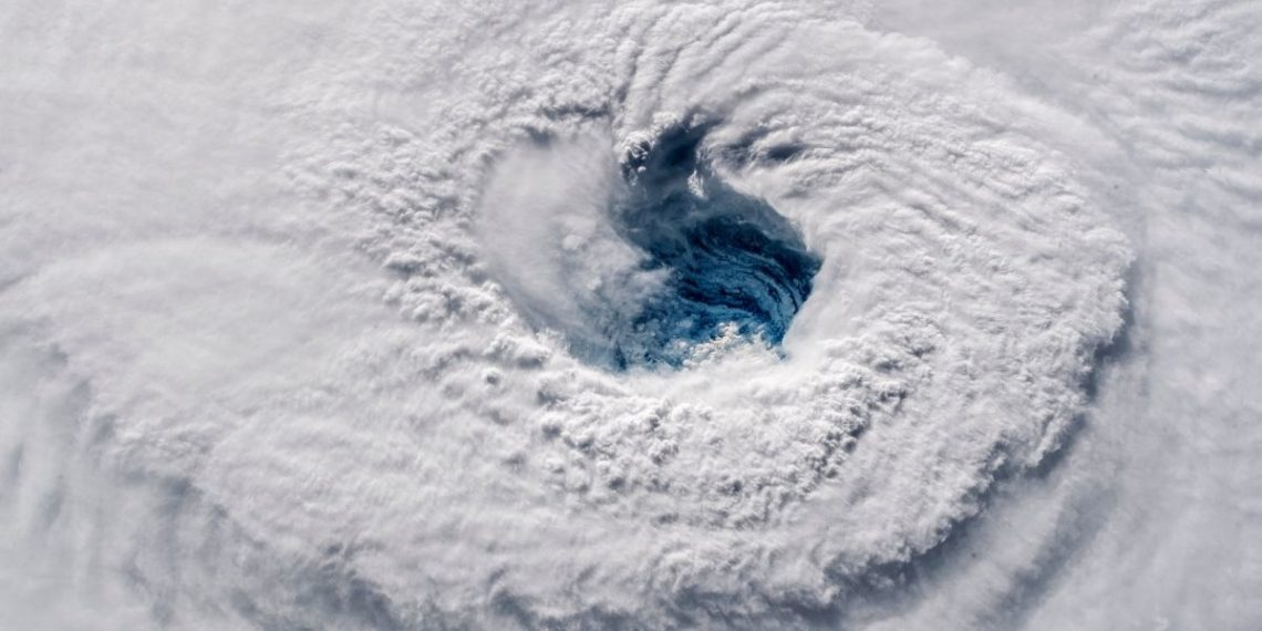 huracanes y el cambio climático