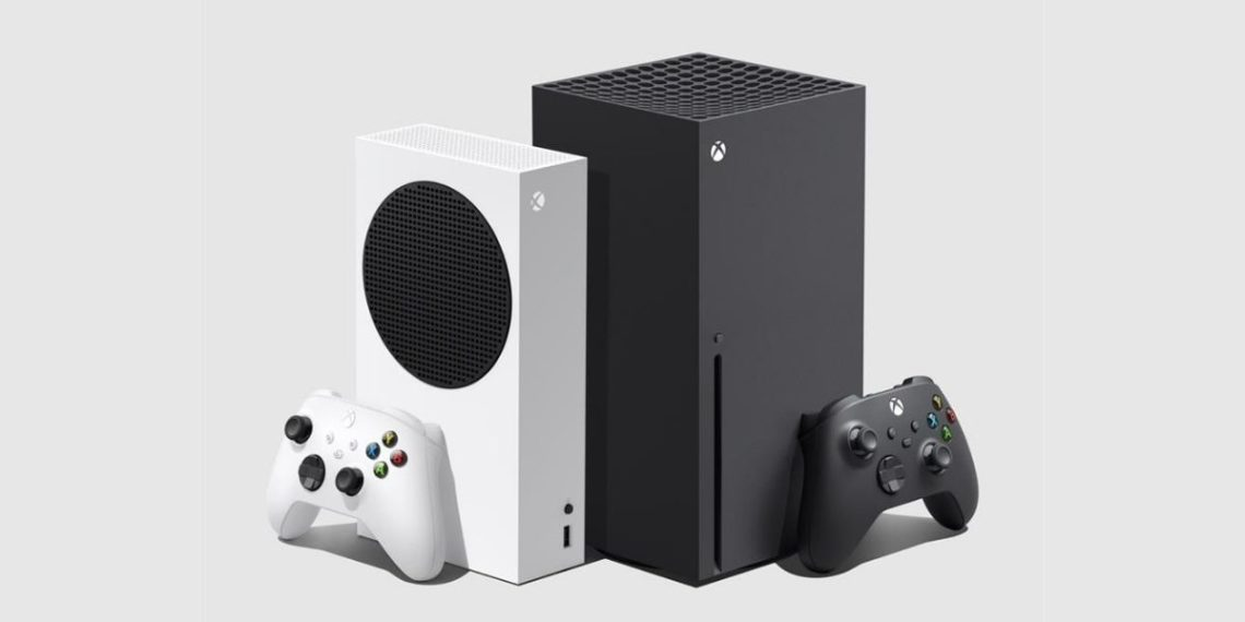 consola Xbox Series de Microsoft