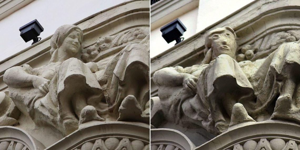 restauración de escultura en España