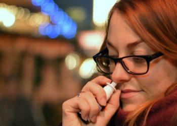 spray nasal para prevenir el coronavirus COVID-19
