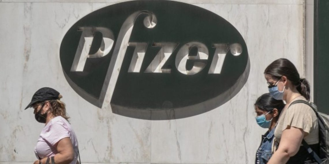 vacuna contra el COVID-19 de Pfizer
