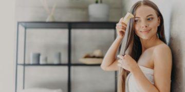 Keratina casera para alisar el cabello