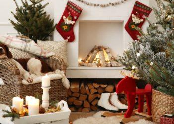 Cómo decorar la casa en navidad 2020