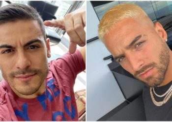 Carlos Rivera y Maluma