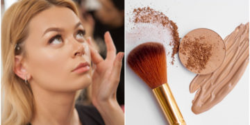 usar base de maquillaje
