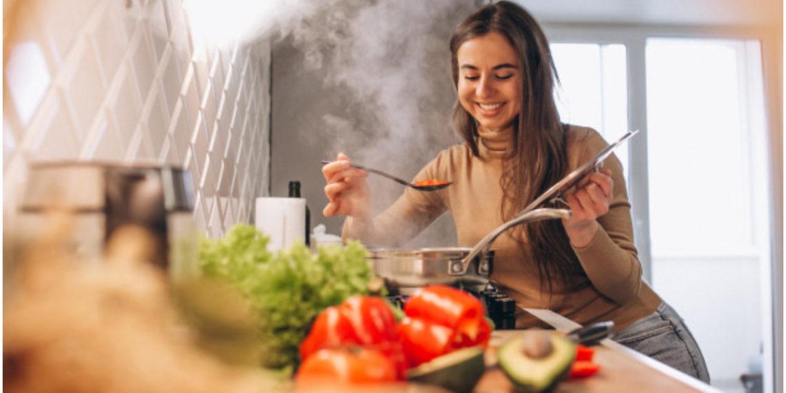 amar cocinar