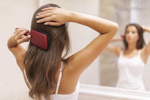 hacer en el cabello