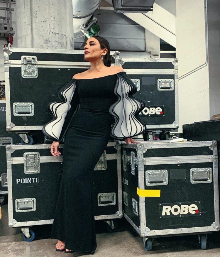 En los Latin Grammy 2020