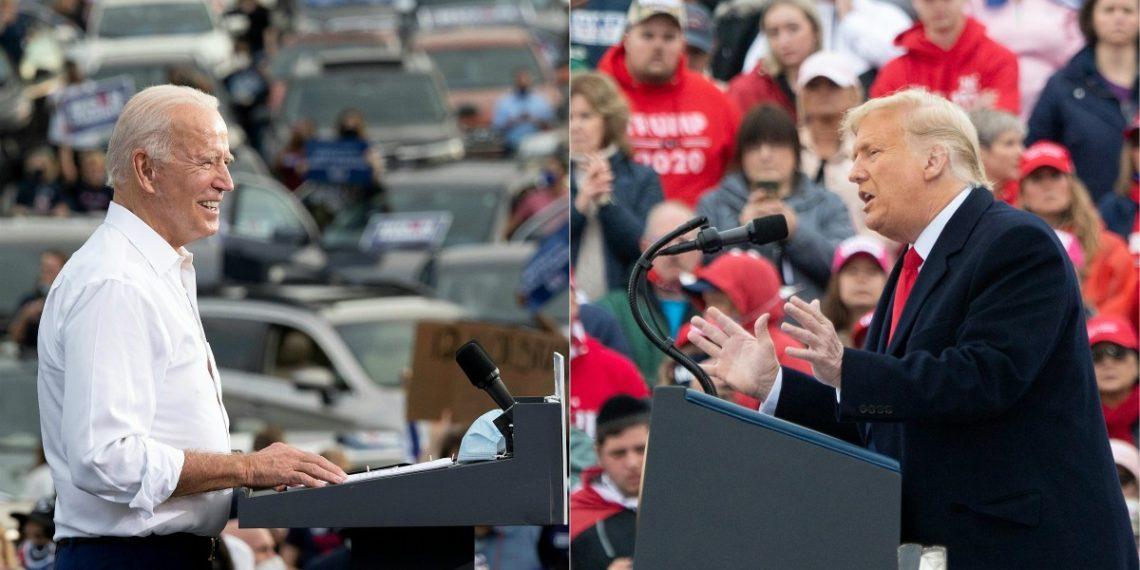 Latinos inclinados a votar por Biden y pueden pesar más en los estados disputados, según expertos