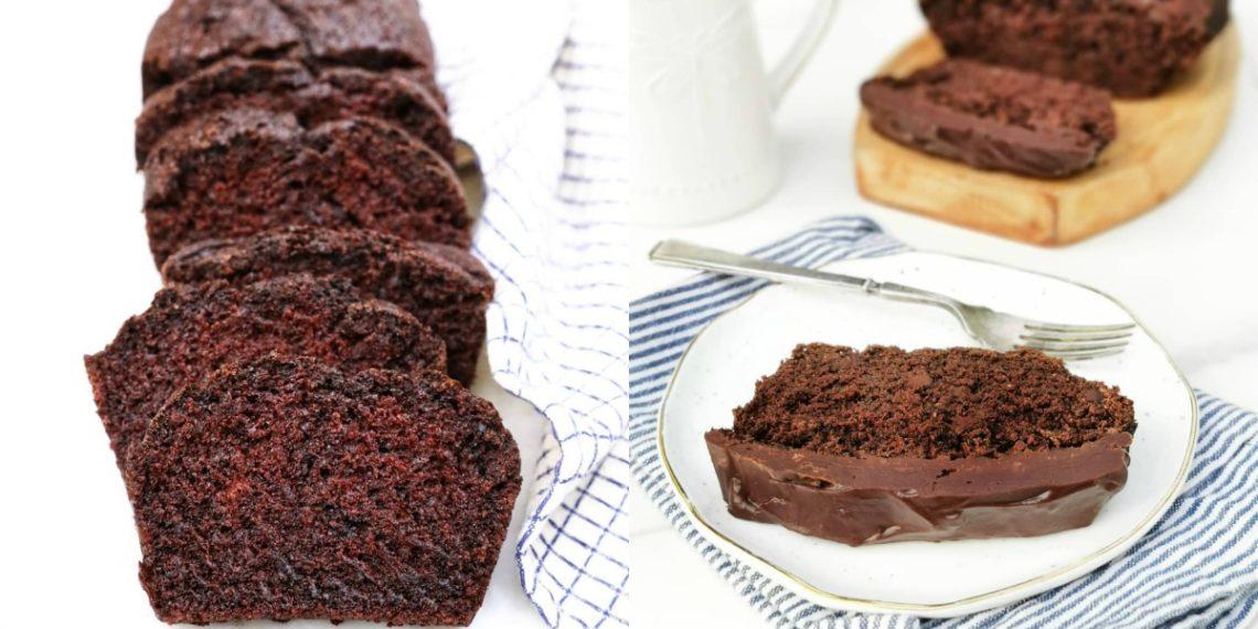 Receta de budín de chocolate casero