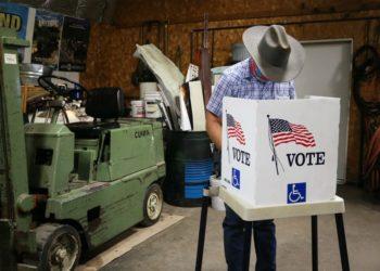 Cierran urnas en seis estados en EE.UU.: incluido el estado clave de Georgia