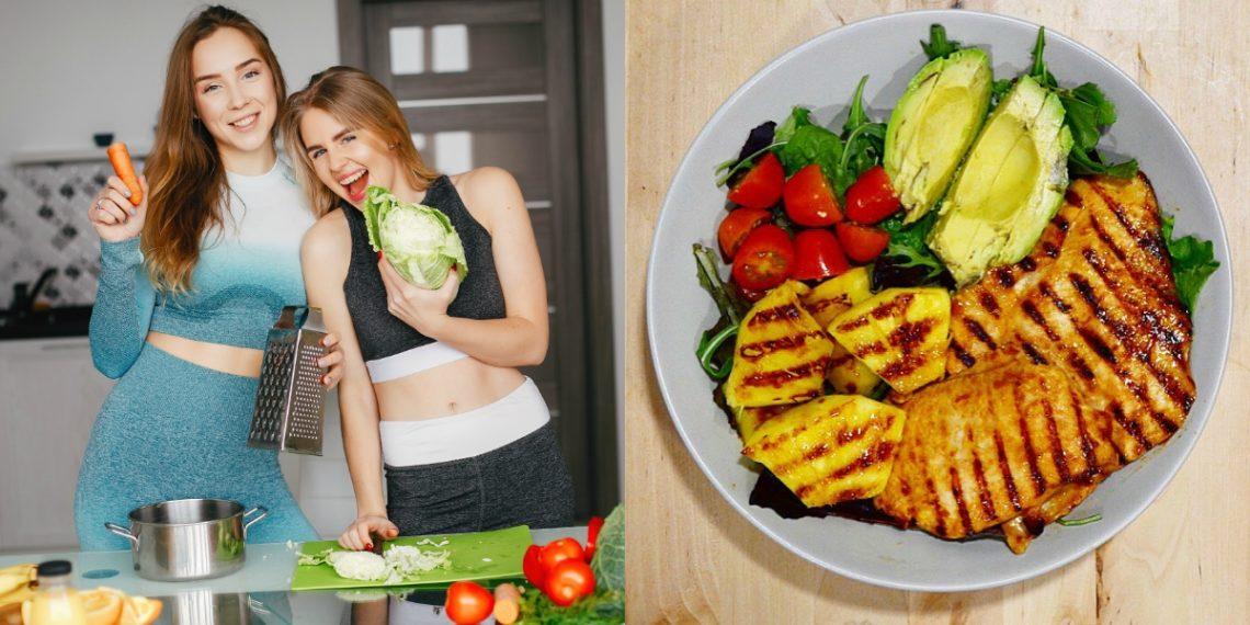 Ideas saludables: recetas de ensaladas caseras keto para la cena