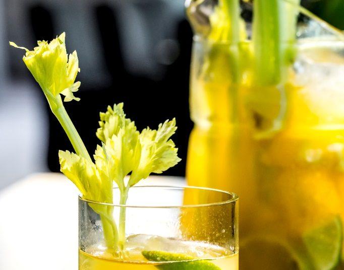 Bebida para tomar en ayunas