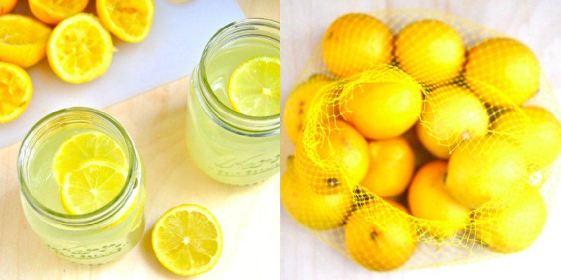 Cómo hacer una receta de limonada para niños: mira sus beneficios