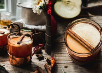 Beneficios de usar sidra de manzana pura o en cóctel