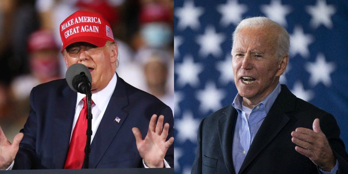 Sondeos a pocas horas de las presidenciales en Estados Unidos dan la ventaja a Biden