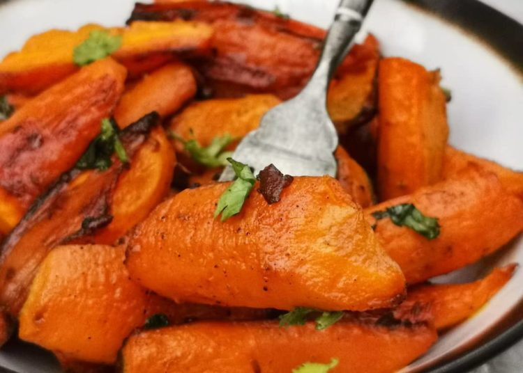 Zanahorias al ajo
