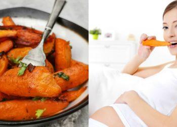Aprende cómo hacer zanahorias asadas cuando necesites comer verduras al horno