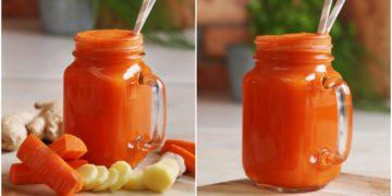 Beneficios del jugo de zanahoria
