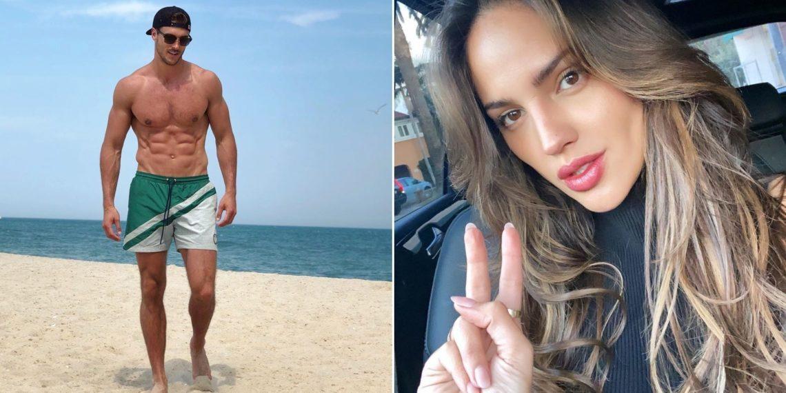 el guapo modelo con el que Eiza González fue vista