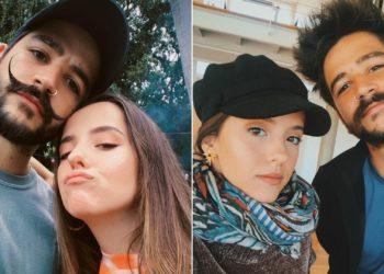 Evaluna y Camilo Echeverry adelantaron la Navidad