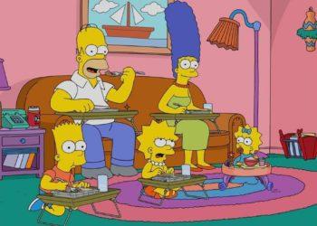 Los Simpson 2021