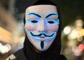 historia de la Máscara de Guy Fawkes