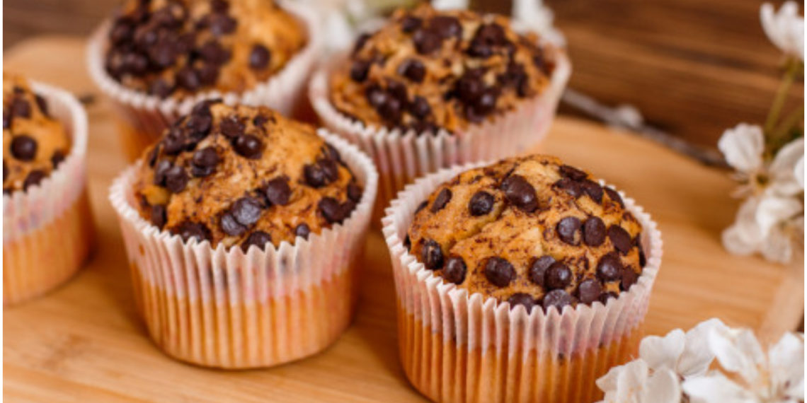 muffin saludable