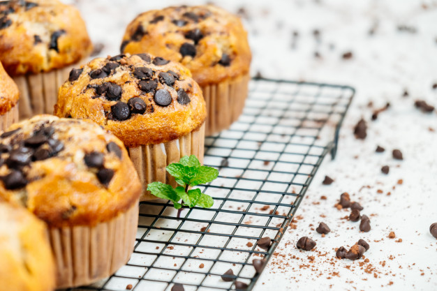 muffin saludable