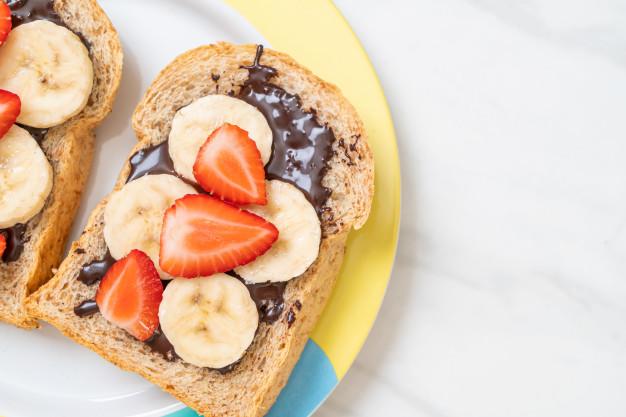 desayunos simples