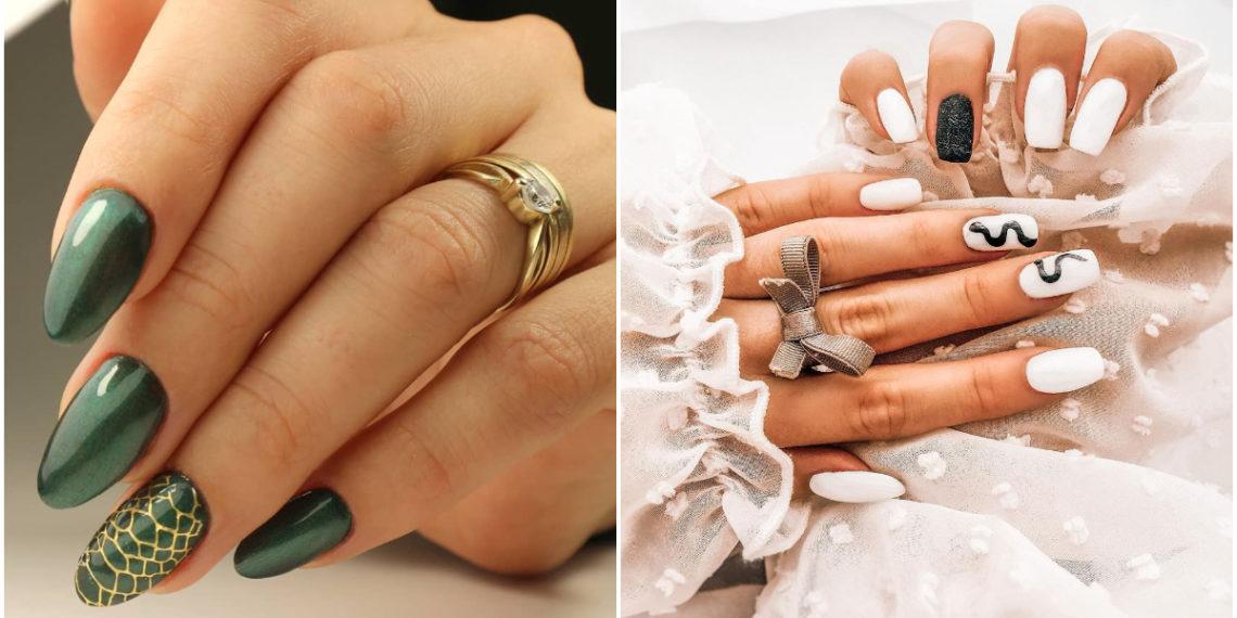 moda de uñas