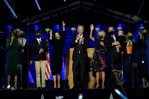 Joe Biden presidente electo de EE.UU.