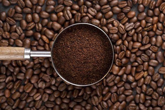 Champú de café