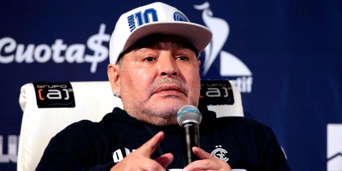 Maradona hospitalizado: esta es la condición de salud del Diego