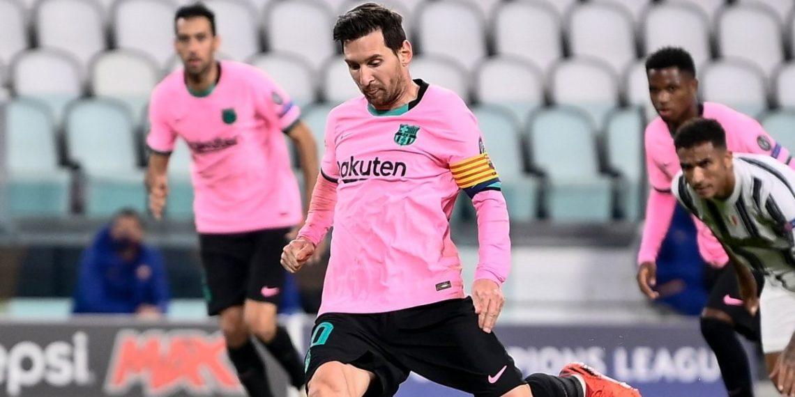 Manchester City buscará a Lionel Messi en enero, afirma la prensa inglesa