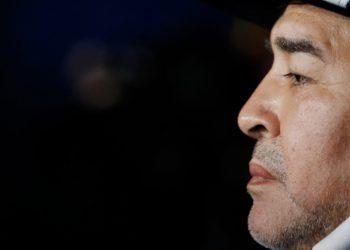 La despedida de Maradona: los mensajes de dolor en el fútbol