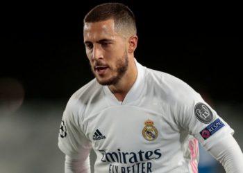 Lesiones y ahora coronavirus: la mala suerte de Hazard en el Madrid