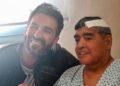 Dan de alta a Maradona: revelan primera foto del 'Diego' tras operación