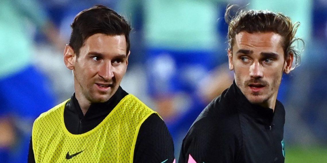 Rakitic cuenta cómo percibía la relación entre Messi y Griezmann