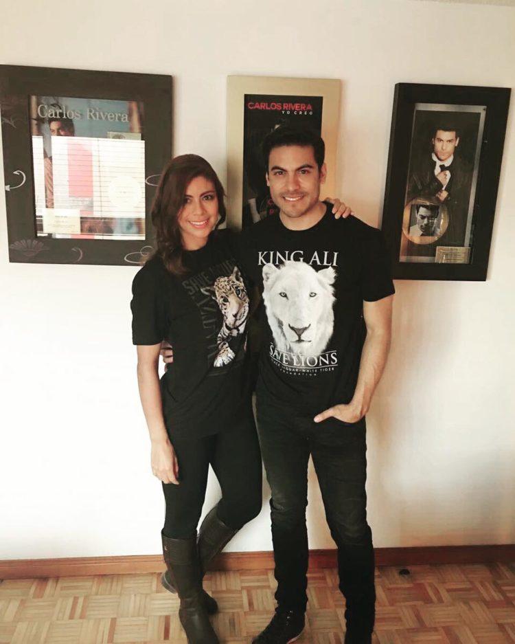 Carlos Rivera familia