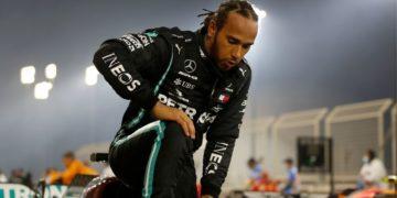 Lewis Hamilton, campeón de la F1, da positivo por COVID-19
