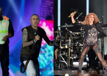 Shakira Black Eyed Peas