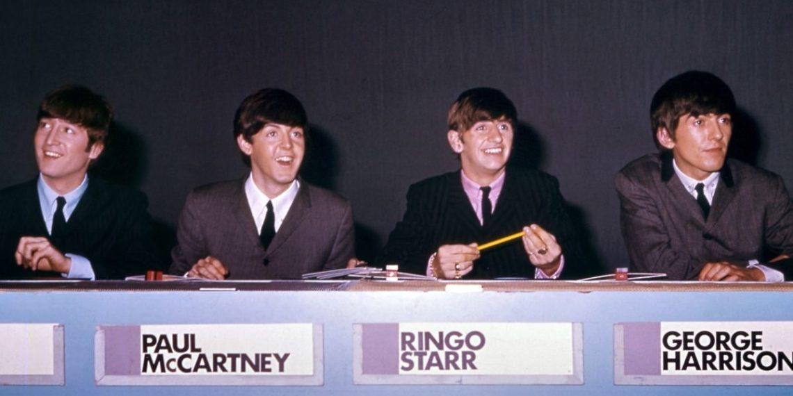 John Lennon, Paul McCartney, Ringo Starr y George Harrison en 1964. Foto: AFP